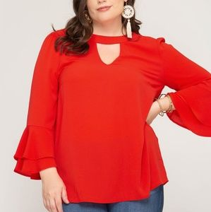 Tops - Plus size boho top XL - 3x
